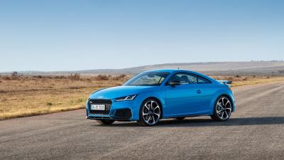 Refreshed 2019 Audi TT RS Makes US Debut At New York International Auto Show