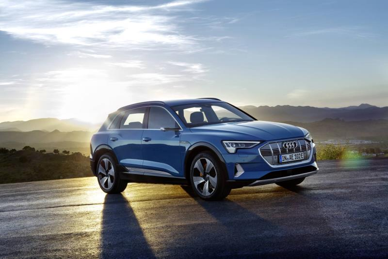 Audi UK Enters The All-Electric Era As New E-Tron SUV Opens For Ordering
