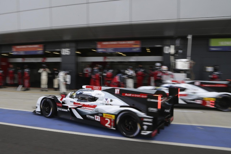 AUDI SET ON BATTLING FOR VICTORY AT SPA