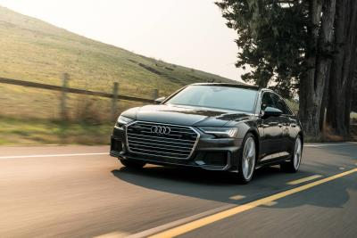 Audi Of America Receives Four Vincentric 'Best Value In America Awards' Including 'Best Luxury Car Brand'