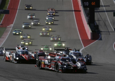 SECOND PLACE FOR AUDI IN WEC ROUND AT AUSTIN - Austin audi