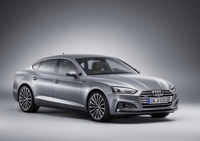 AUDI OF AMERICA INTRODUCES THE ALL-NEW A5 AND S5 SPORTBACK MODELS, AVAILABLE FOR THE FIRST TIME IN THE US SPRING 2017