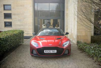 Auto Vivendi Bolsters Collection With Six Aston Martin Supercars