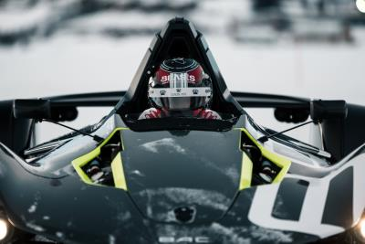 Watch BAC Mono Supercars Go Extreme On The Frozen Lakes Of Sweden In Second Mono Ice Driving Experience