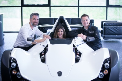 BAC Welcomes Beasts President Rasha Jarmakani As Its First Lady Mono Owner And Gears Up For Her Lebanon Event