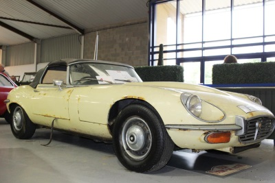 Barn Find E Type Storms Ahead At Cca September Sale