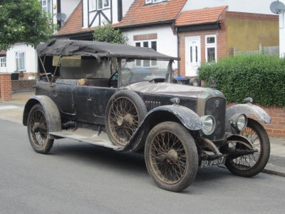 RARE BARN FIND VAUXHALL RETURNS FOR HAPPY REUNION
