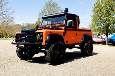 Barrett-Jackson Northeast Auction Set to Haul In Some of the Finest Examples of Collectible Trucks and SUVs