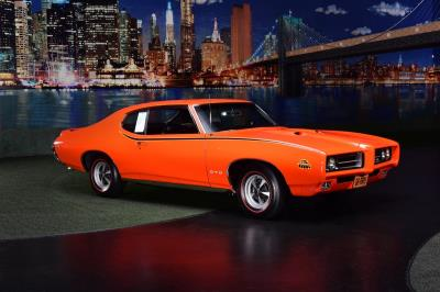 Restored and Ready-to-Roll GM Muscle Cars Headed to 2018 Barrett-Jackson Palm Beach Auction