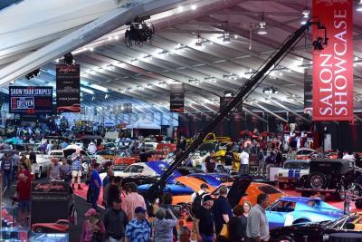 Barrett-Jackson Poised For Historic 'Super Saturday' at 2018 Scottsdale Auction