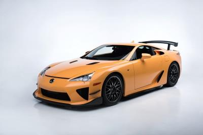 Topping the Palm Beach docket is an outstanding 2012 Lexus LFA Nürburgring Edition at No Reserve