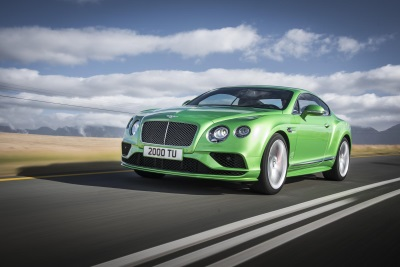 BENTLEY SHOWCASES ILLUSTRIOUS PAST, DESIRABLE PRESENT AND EXCITING FUTURE AT PEBBLE BEACH