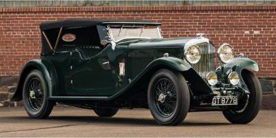 Bentley 8.0-litre Top Lot Selling for $885,000