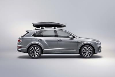 New Bentayga Enhanced Further With Akrapovic Sports Exhaust And Range Of Bentley Accessories