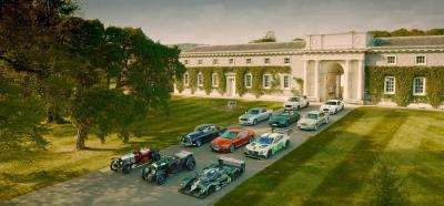 A Centenary Celebration For Bentley At Goodwood