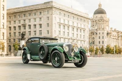 The Cars That Established The Bentley Legend, Coming To Concours Of Elegance