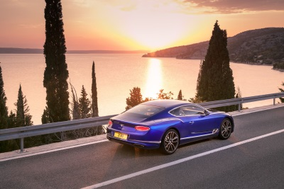New Continental GT Wins BBC Topgear Magazine 'GT Of The Year' Award