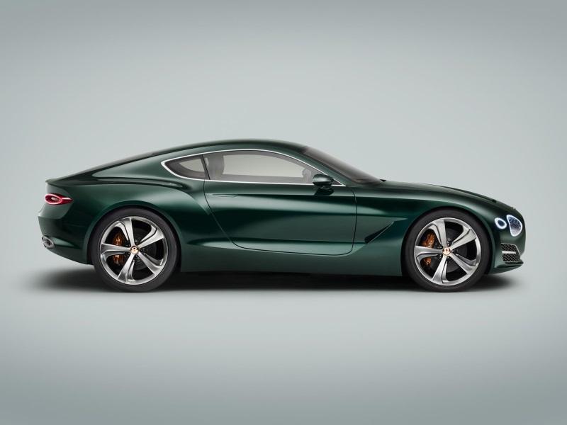 Bentley Exp 10 Speed 6 Wins Gold At German Design Awards