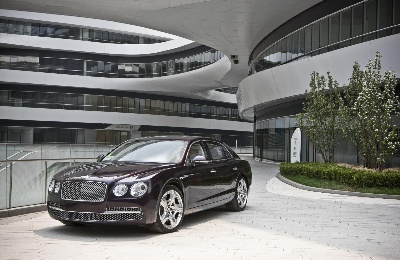 2013 Bentley News Highlights