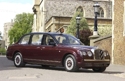 Bentley State Limousine To Appear At The Coronation Festival