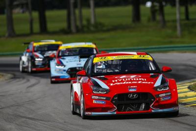 It's A Three-Peat, BHA Hyundai Is Victorious At VIR