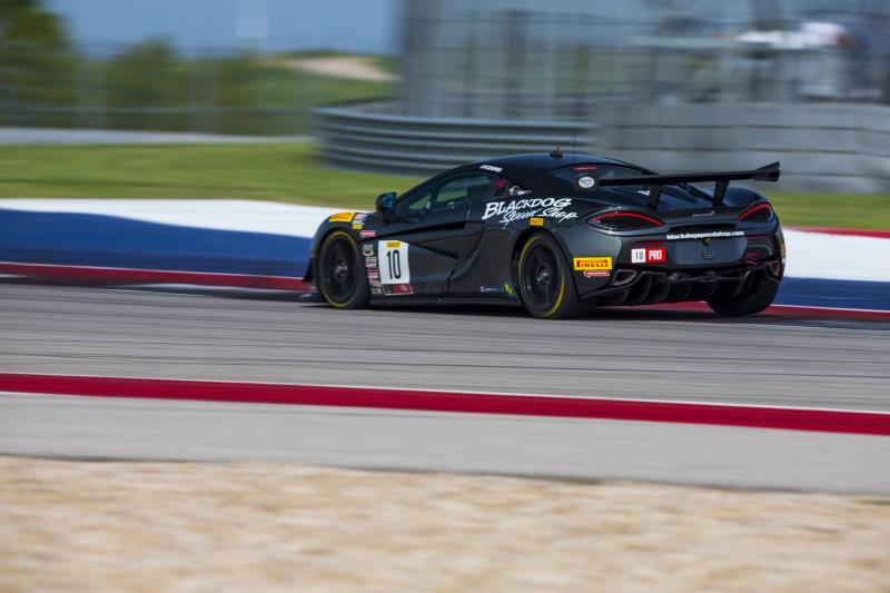 Your Winners And New Champions! Blackdog Speed Shop, Cooper Clinch GT4 Titles