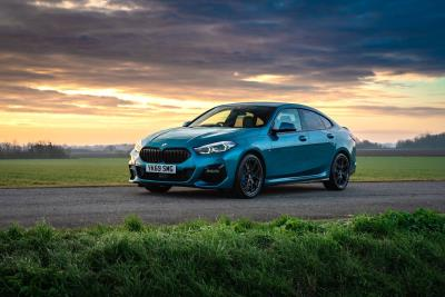 The First-Ever BMW 2 Series Gran Coupé