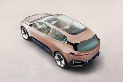BMW Group At The 2019 Consumer Electronics Show (CES) In Las Vegas