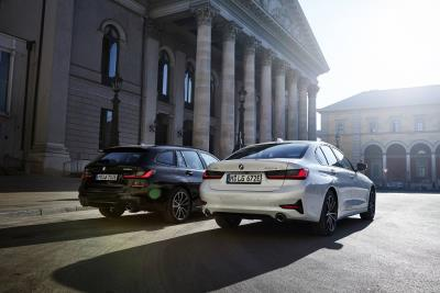 BMW 3 Series Range Expands To Include Four Plug-In Hybrid Models