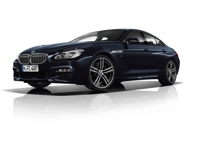 NEW EQUIPMENT OFFERINGS FOR THE MY18 BMW 6 SERIES