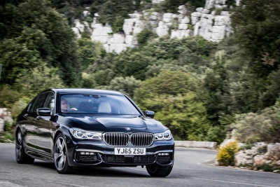 THE BMW 7 SERIES IS CROWNED PROFESSIONAL DRIVER CAR OF THE YEAR 2016