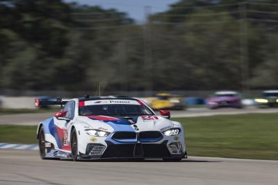 BMW Motorsport Names Colton Herta To 2018 BMW Junior Program And Test And Reserve Role For BMW Team RLL