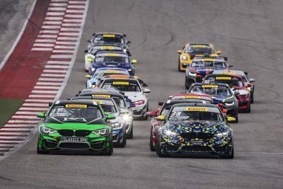 BMW Customer Racing Drivers Show Success At Pirelli World Challenge Season Mid-Point