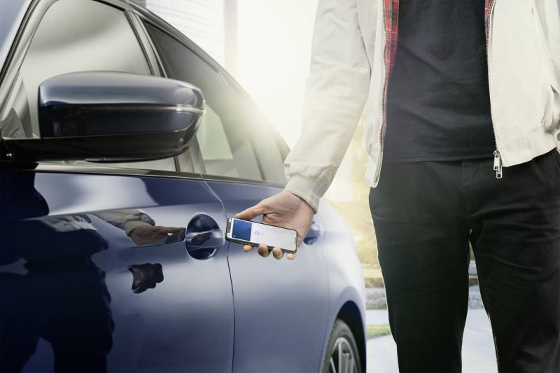 BMW Announces Support For Digital Key For iPhone. A Secure And Easy Way To Use iPhone As A Car Key To Lock, Unlock, Drive, And Share Keys With Friends.