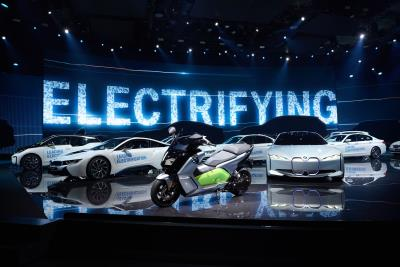 More Than A Quarter Of A Million Electrified BMW Group Vehicles On The Roads After Strong April Sales Growth