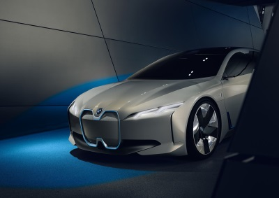 BMW At The IAA Cars 2017 In Frankfurt