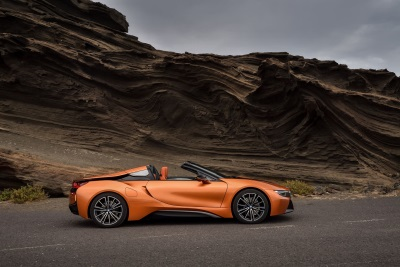 The First-Ever 2019 BMW I8 Roadster And New 2019 BMW I8 Coupe