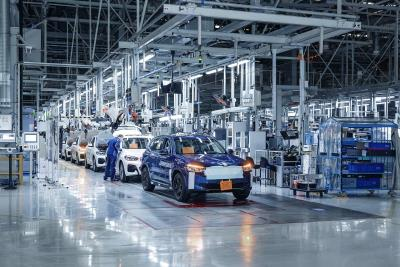 Preparations For BMW IX3 Start Of Production Proceeding According To Plan