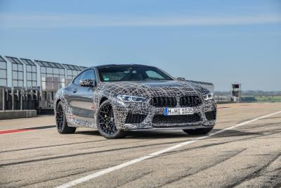 BMW M GmbH Develops New Display And Control System For Its High-Performance Sports Cars