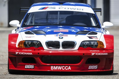 2001 BMW M3 GTR RACE AND ROAD CARS TO BE PRESENTED AT LEGENDS OF THE AUTOBAHN CONCOURS D'ELEGANCE