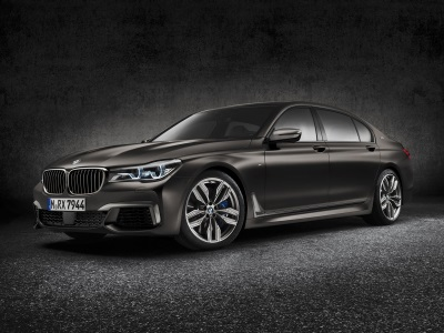 BMW ANNOUNCES PRICE FOR THE ALL-NEW 2017 BMW M760I XDRIVE AT THE AUTOMOBILITY LA