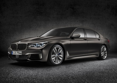BMW M760I XDRIVE AND BMW ALPINA B7 XDRIVE TO MAKE NORTH AMERICAN DEBUTS AT THE 2016 NEW YORK INTERNATIONAL AUTO SHOW