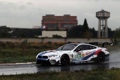 Road To Daytona: Successful First Test For Alessandro Zanardi In The BMW M8 GTE.