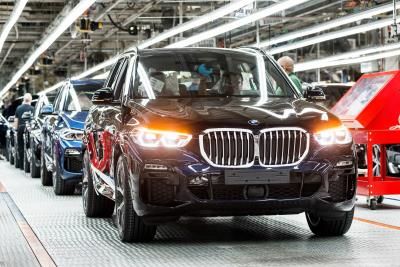 Record Production Year For BMW Manufacturing