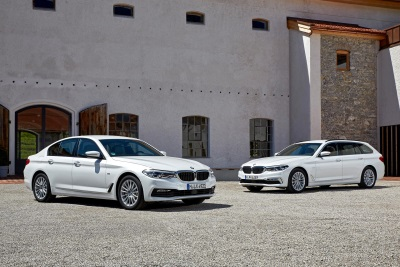 BMW : May News In Brief