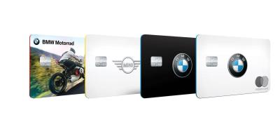 BMW, Mini And BMW Motorrad Enthusiasts Have A New Way To Display Their Brand Affinity, Earn Rewards With New Credit Cards From U.S. Bank