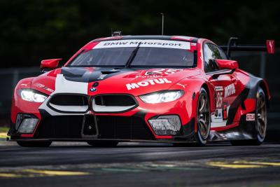 BMW Team RLL Finishes Second In Michelin GT Challenge At VIR; Bill Auberlen Makes IMSA History With 61St Win
