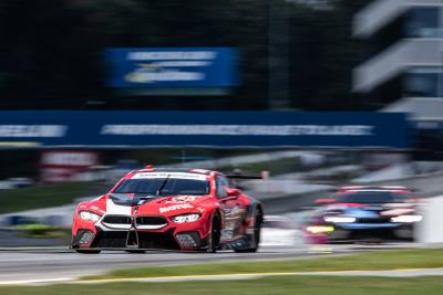 BMW Team RLL Motivated For More At Mid-Ohio