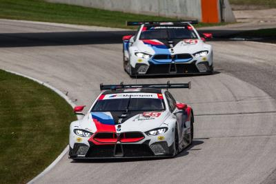 BMW Team RLL Finishes Fifth And Eighth At Road America