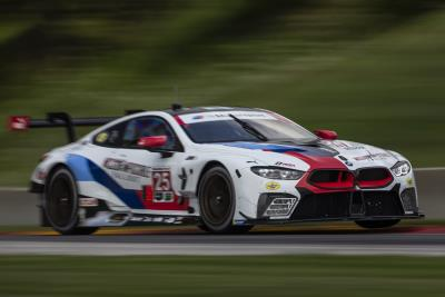 BMW Team RLL Qualifies Sixth And Seventh At Road America; Krohn - P6, Sims - P7